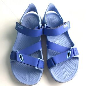 Boy Teva Sandals size 2